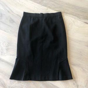 Ann Taylor Skirts - Ann Taylor Black Skirt - size 0
